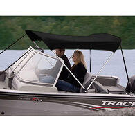 """Shademate Bimini Top Polyester Fabric/Boot Only, 2-Bow 5'6""""L x 42""""H, 67""""-72""""W"""