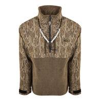 Drake Men's MST Guardian Flex Sherpa Fleece Eqwader Quarter-Zip Jacket