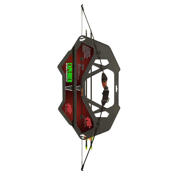 PSE Explorer Youth Recurve Bow Package