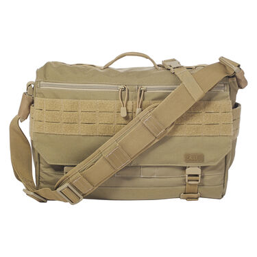 5.11 Tactical Lima Class RUSH Delivery Bag, Sandstone