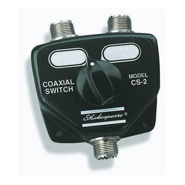 Coaxial Switches - Manual