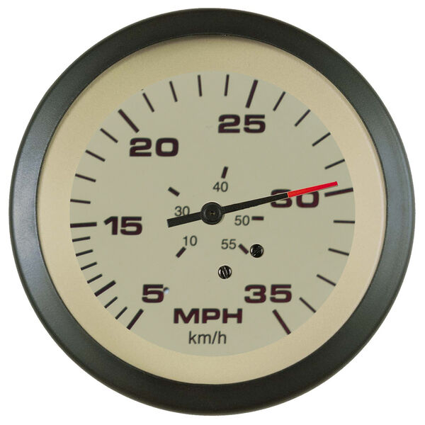 "Sierra 3"" Sahara Speedometer Kit, 35 MPH"