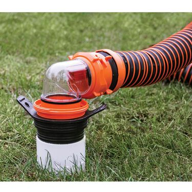 3-in-1 Flexible Sewer Hose Adapter