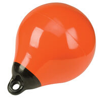 "Inflatable Vinyl Buoy / Fender, 21"" diameter"