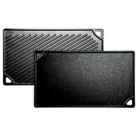 Lodge Cast Iron Double Play Grill/Griddle