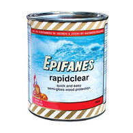 Epifanes Rapid Clear Satin Wood Finish