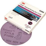 3M Trizact P1500 Hookit Clear Coat Sanding Disc