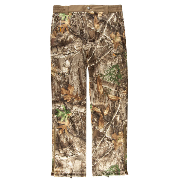Guide Series Men's Techshell Camo Hunting Pant, Realtree Edge