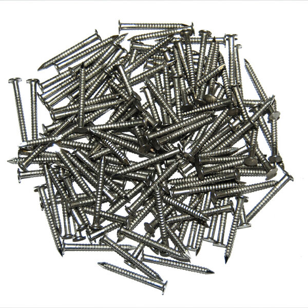 Stainless Steel Nails for Dock Edging, 1/2 lb.