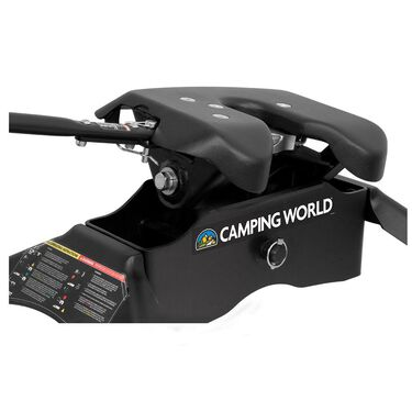 Camping World 5th Wheel Hitches by Curt, 16K Q Hitch with legs