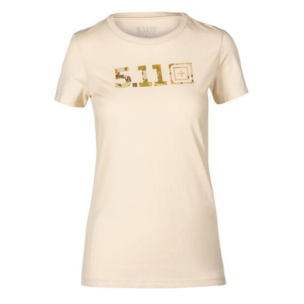 5.11 Women's Legacy Camo Fill Short-Sleeve Tee