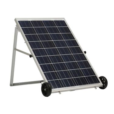 Solar Powered Generator, Gold System