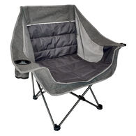Oversized Padded Folding Chair