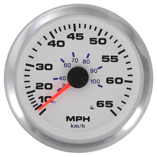 "Sierra White Premier 3"" Speedometer"