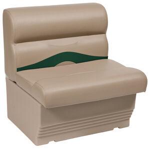 "27"" Pontoon Lounge Seat Top and Back"