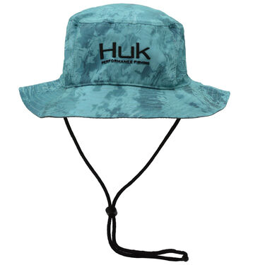 Huk Men's Logo Boonie Hat