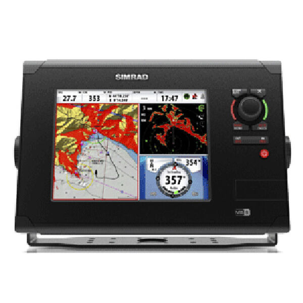 Simrad NSS8 Touchscreen Chartplotter/Multifunction Display