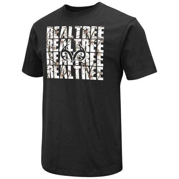 Realtree Men's Logo Short-Sleeve Tee