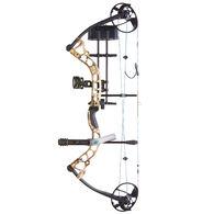 Diamond Archery by BowTech Infinite Edge Pro Bow Package, LH, Mossy Oak Break-Up