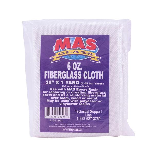 "MAS Epoxies 6-oz. Fiberglass Cloth, 38"" x 36"""