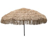 Palapa Tiki Patio Umbrella 7.5 ft - Whiskey Brown