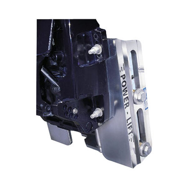 Cook Power Lift Electric Hydraulic Transom Jack with gauge