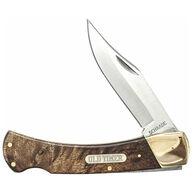 Old Timer Golden Bear Lockback Folding Knife