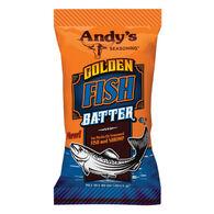 Andy's Seasoning Golden Fish Batter