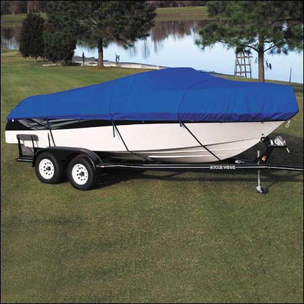 """Sharkskin Euro-Style V-Hull I/O Boat Cover, 23'6""""-24'5"""" x 102"""""""
