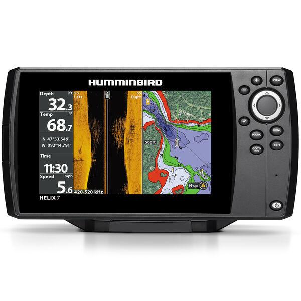 Humminbird Helix 7 SI GPS G2 CHIRP Fishfinder Chartplotter Combo