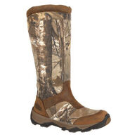 "Rocky Men's 17"" Retraction Waterproof Side-Zip Snake Boot"