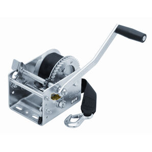 Fulton 2,000-lb. 2-Speed Trailer Winch with Strap