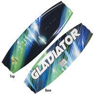 Gladiator Jr. Matrix Wakeboard, Blank