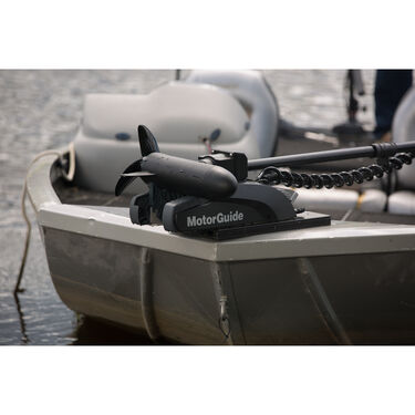 """MotorGuide Xi3 Freshwater Wireless Trolling Motor with Transducer, 70-lb. 60"""""""