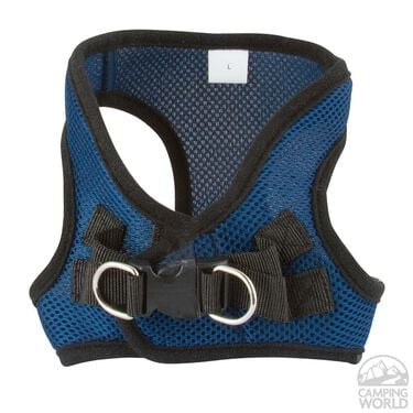 Small Blue Harness
