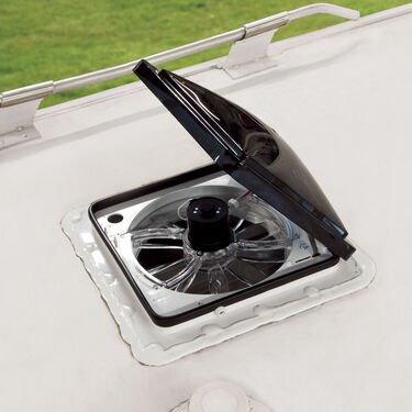 Dometic Automatic Deluxe Fan-Tastic Ceiling Fan Vent