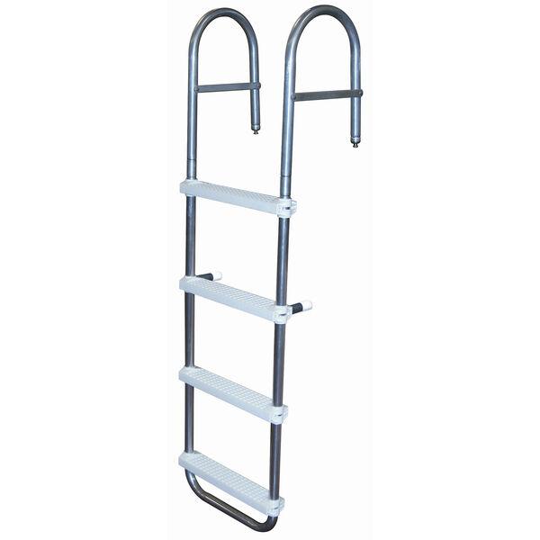 Dockmate Pontoon Boarding Ladder, 4-Step