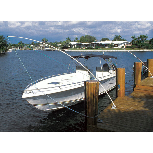 Standard Mooring Whips 16' - 20,000 lbs