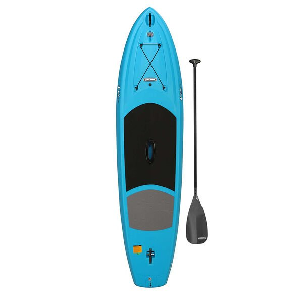 Lifetime Amped 11ft Paddleboard (Paddle Included)