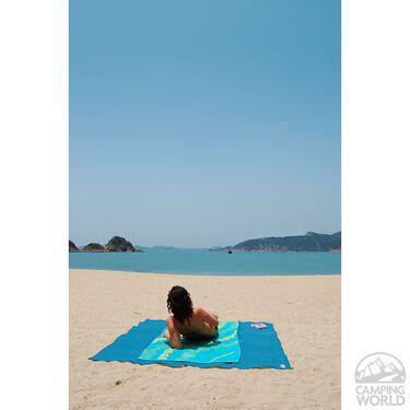 Sand Free Mat, Blue - 8' x 14'