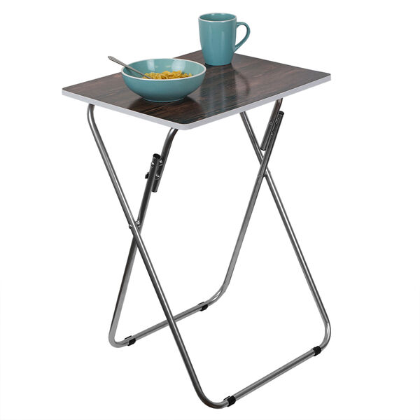 Portable Folding Tray Table