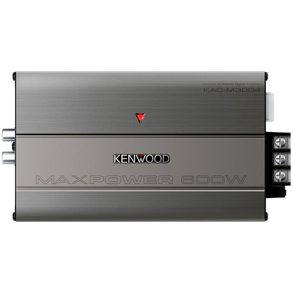 Kenwood KAC-M3004 4-Channel Power Amplifier