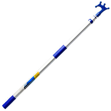 Camco Telescoping Handle With Boat Hook, 3' - 6'