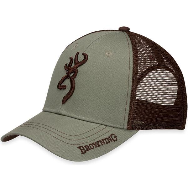 Browning Men's Cache Mesh-Back Cap