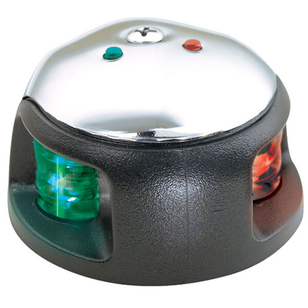 Attwood LED Deck-Mount Bicolor Bow Light With 1 NM Visibility