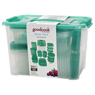 Goodcook Food Storage Value Pack, 50 Pieces