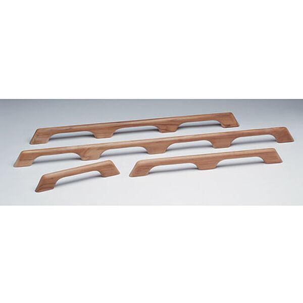 "Whitecap Teak Two-Loop Handrail, 23""L x 2-3/8""H x 1""D"
