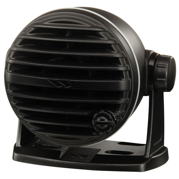 Standard Horizon MLS310 Amplified VHF Extension Speaker with Volume Control, Black