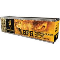 Browning High Velocity Performance Rimfire Ammo, .22 LR, 40-gr., LHP