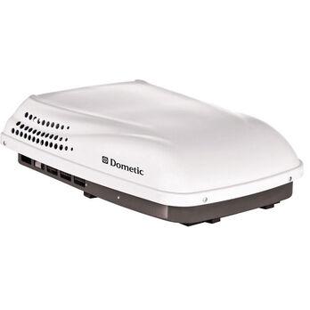 Dometic Penguin II Air Conditioner with Heat Strip,  13.5K BTU, Polar White, Multi Zone